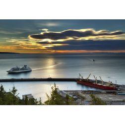 La saison des croisières internationales se termine avec un bilan très positif pour Baie-Comeau