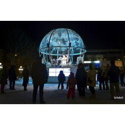 Le Carnaval animera la Boule à neige pour un contrat de 162 000$