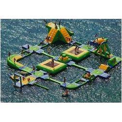 Les jeux sur l'eau, nouveau produit touristique