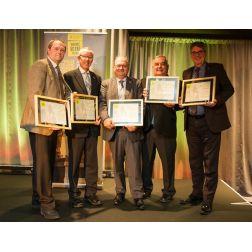 Cinq personnalités de Québec reconnues «Personne d'influence 2016», développement du tourisme d'affaires