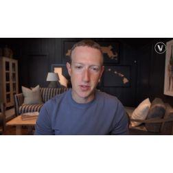 T.O.M.: #VivaTech : Mark Zuckerberg prédit la création d'un méta-univers