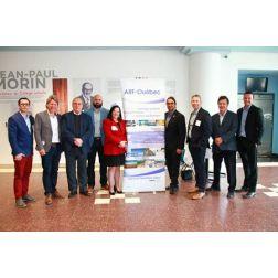 Nouveau CA et faits saillants 2018 de l'ARF-Québec