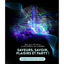 Bilan 19e édition Montréal en Lumière