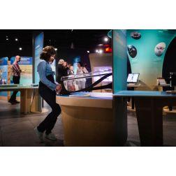 Première exposition itinérante du Musée de l'ingéniosité J. Armand Bombardier