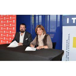 Les Rôtisseries St-Hubert et l'ITHQ: un partenariat constructif