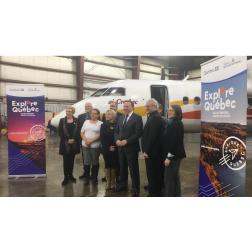 L'ARF gestionnaire du nouveau Programme «Explore Québec» - réduire les tarifs aériens en région et accroître l'accessibilité et les retombées économiques