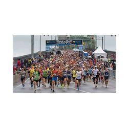 Marathon de Montréal : participation record