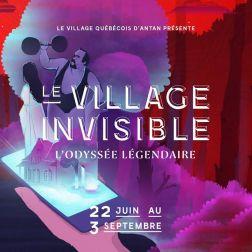Le Village invisible - Une nouvelle activité nocturne...