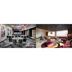 Réunions W x W - W Montréal et W Toronto... un partenariat pour garder les entreprises connectées...