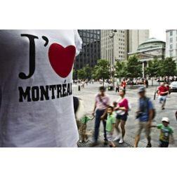 Moins de touristes à Montréal en juin