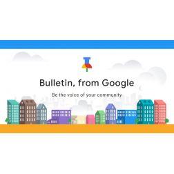 Bulletin Google: le journal qui met en lumière les petites stories locales