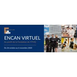 DERNIÈRE CHANCE: Encan virtuel au profit de la Fondation ITHQ jusqu'au 6 novembre 2020