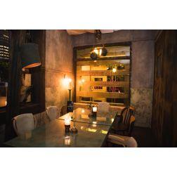 NOM NOM: le tout nouveau restaurant de l'Hôtel W est ouvert