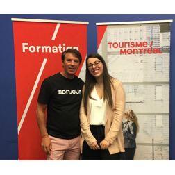 ENTREVUE avec Yves Lalumière par Caroline Boyadjian du Collège LaSalle