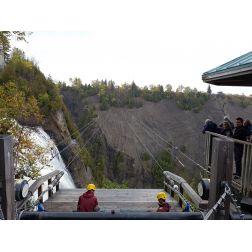 Le Parc de la Chute-Montmorency innove, multiplie sa présence sur les médias sociaux et cela paye!