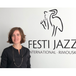 NOMINATION: Festi Jazz international de Rimouski - Marie-Julie Landry