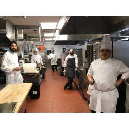 L'ITHQ préparera 36 000 repas pour soutenir le réseau des banques alimentaires