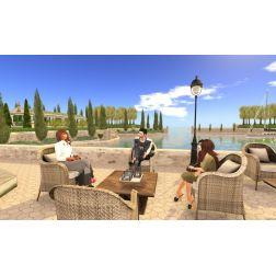 T.O.M.: Quand le virtuel remplace le réel