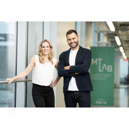 Ça brasse chez M ta Région… Entrevue avec Mathieu Cloutier, CEO et fondateur et la vice-présidente Alexandra Hamel