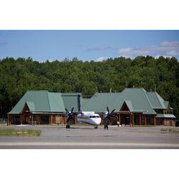 L'aéroport de Mont-Tremblant reçoit 221 000 $