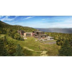 Club Med maintient son engagement en matière de développement responsable pour le Village Québec Charlevoix