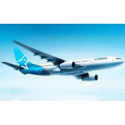 Air Transat a effectué ses premiers vols commerciaux le 23 juillet 2020