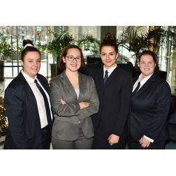 LA RELÈVE: Trois groupes hôteliers du grand Montréal s'associent à l'ITHQ