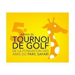 Tournoi de golf de la Fondation des amis du Parc safari