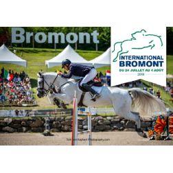 Le gouvernement du Québec accorde 184 000$ pour la tenue de l'International Bromont 2019