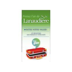 Campagne hivernale d'envergure pour Tourisme Lanaudière