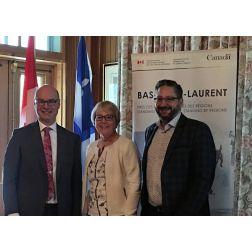 Le Québec maritime: 4 M$ pour la promotion et le développement