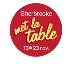 Sherbrooke met la table: Une deuxième édition couronnée de succès