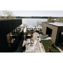 DISTINCTION: le STRØM SPA NORDIQUE du Vieux-Québec lauréat de trois prix pour son design architectural