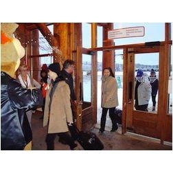 Aéroport international de Mont-Tremblant: un bon départ pour la saison hivernale
