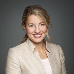 Dîner conférence de la ministre Mélanie Joly au Delta Saguenay le 24 janvier 2019