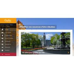L'Office du tourisme de Québec est à la recherche d'une agence numérique