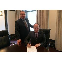 L'AHGM et l'AHQ unissent leurs forces au bénéfice de l'industrie hôtelière québécoise en signant une entente historique