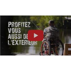 Trackz Mobilité veut rendre ses fauteuils roulants «hors-piste» et les plus beaux sentiers du Québec accessibles aux personnes à mobilité réduites