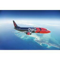 Lancement de la nouvelle ligne aérienne OWG, qui offrira une expérience de voyage unique vers des destinations soleil