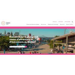 Événements Attractions Québec dévoile son tout nouveau site Internet associatif et une offre de service renouvelée