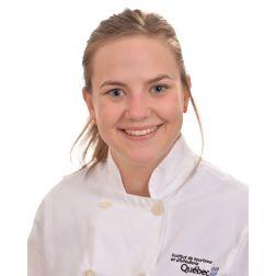L'ITHQ et sa fondation saluent le talent d'Ann-Rika Martin, grande gagnante de l'émission Les Chefs 2017