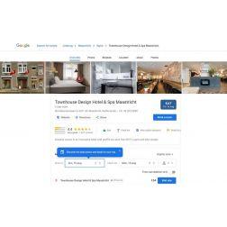 Google, les OTA et les réservations en direct