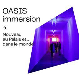Le Palais devient le premier centre des congrès au monde à offrir la location de studios immersifs permanents à ses clients