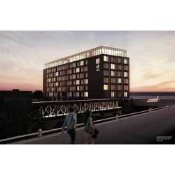 Un l'Hôtel ALT de 180 chambres à l'Aéroport d'Ottawa...