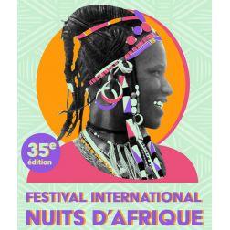 35e Festival International Nuits d'Afrique - une aide financière de 594 010$