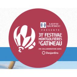DEC pour les régions et Patrimoine canadien: Subvention 183 000$ - Festival de montgolfières de Gatineau