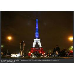 Tourisme post-attentats: le taux d'occupation des hôtels de Paris repart à la hausse