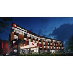Normandin inaugure un troisième hôtel
