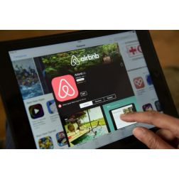Airbnb a perçu 2,8 millions en taxes en six mois