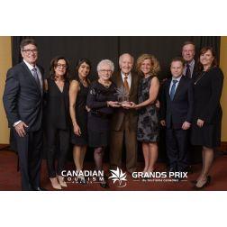 Lauréats des Grands prix du tourisme canadien 2017 dont 3 entreprises du Québec...
